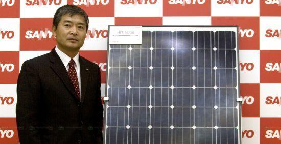 Sanyo inicia producción de módulos solares en México