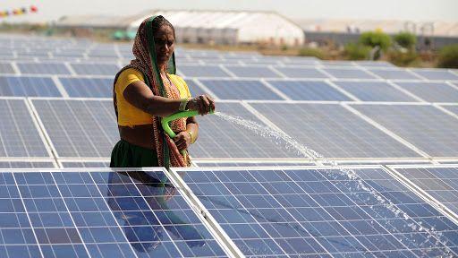 La India anuncia su programa de Energia Solar: Misión Solar Nacional