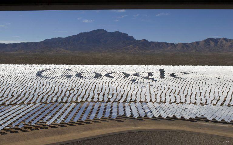 Google anuncia planes para desarrollar tecnología en energía solar