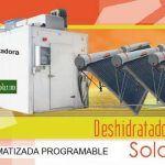 Deshidratadora solar automatizada programable