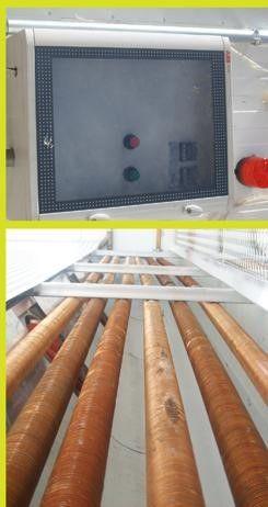 Secadora Solar automatizada programable