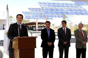 Energía Solar en Sonora tiene gran potencial, superior a países europeos
