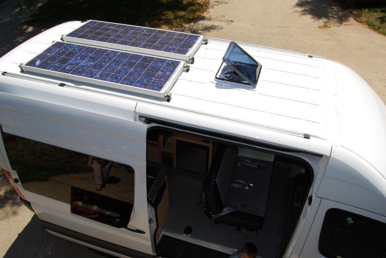 Energía Solar en Vehículos Recreativos (RV's)
