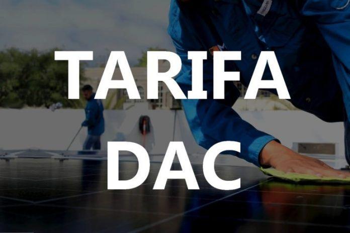Tarifa DAC de electricidad